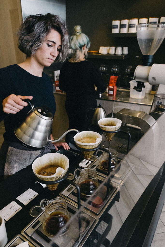 Ritual - Brewing Coffee